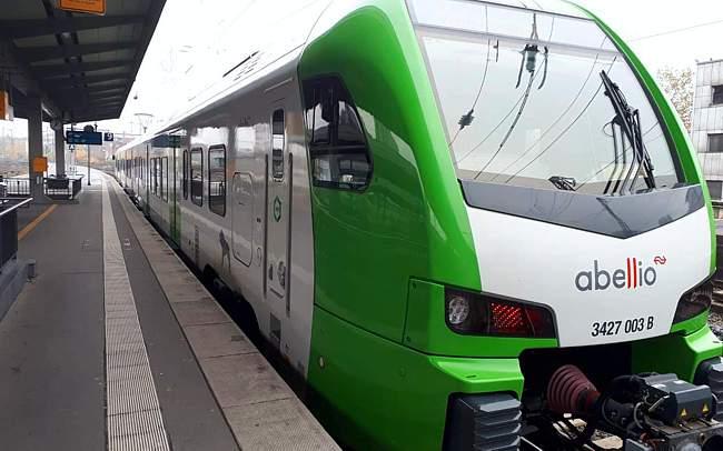 Abellio-Bahn