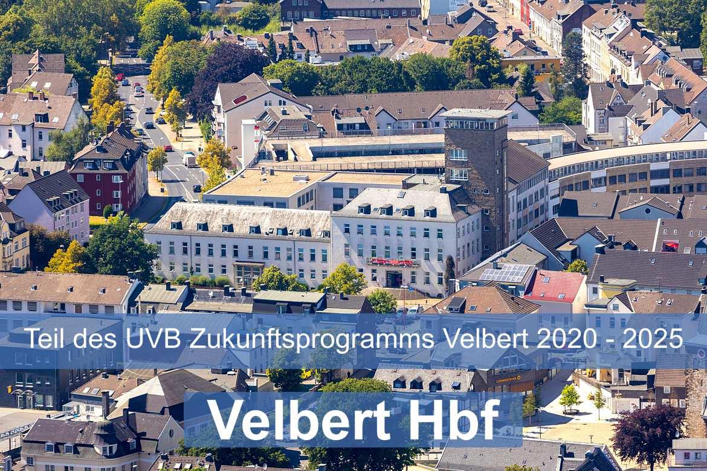 UVB fordert Schienenanbindung Velberts